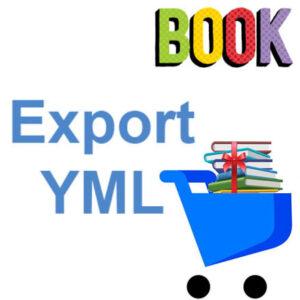 Плагин Yml for Yandex Market Book Export