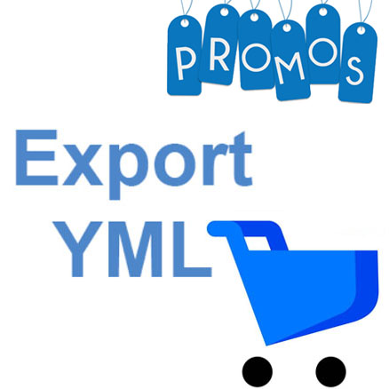 YML for Yandex Market Promos Export