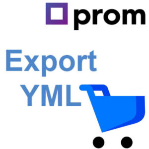 Плагин Yml for Yandex Market Prom Export