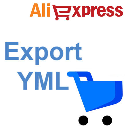 Плагин Yml for Yandex Market Aliexpress Export
