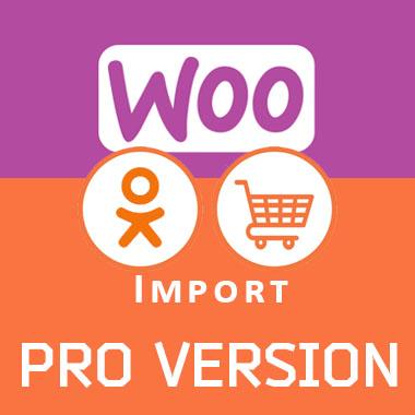 Плагин Import products to ok.ru Pro
